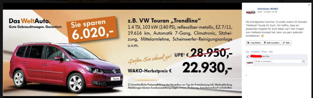 1  Autohaus WAKO