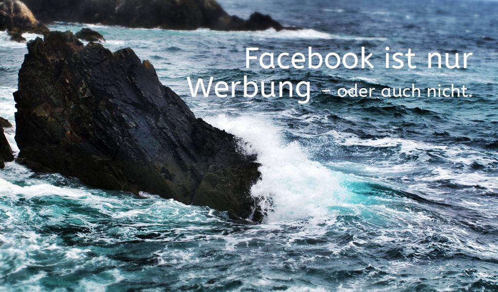 Facebook ist ein Anzeigenfriedhof