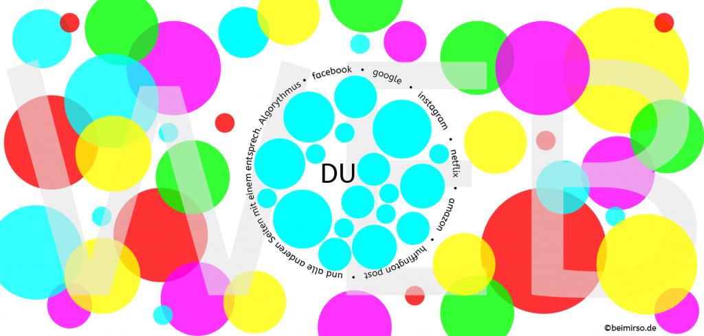 Filterbubble beimirso.de